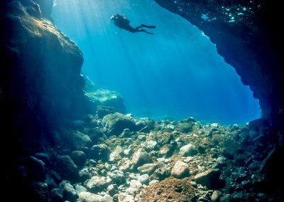 Cueva de El Diablo, El Hierro