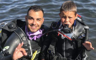 Curso Discover Scuba Diving