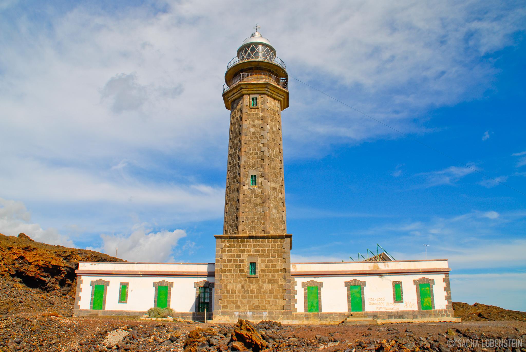 Faro de Orchilla, El Hierro